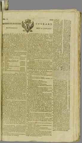 Middelburgsche Courant 1806-01-11