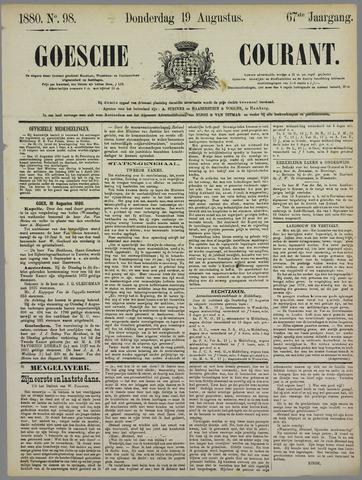 Goessche Courant 1880-08-19