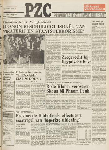Provinciale Zeeuwse Courant 1973-08-14