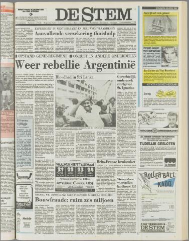 de Stem 1987-04-22