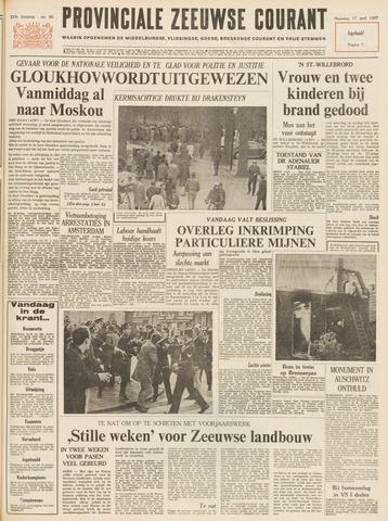 Provinciale Zeeuwse Courant 1967-04-17