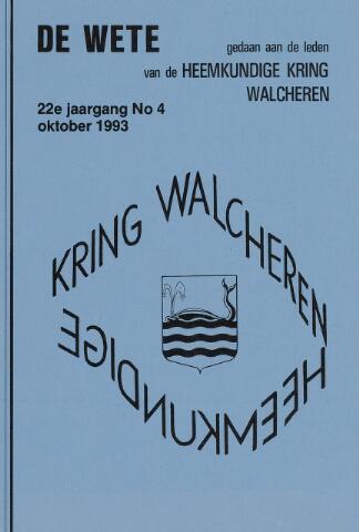 de Wete 1993-10-01