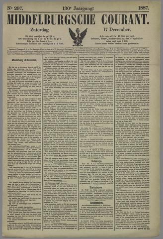Middelburgsche Courant 1887-12-17