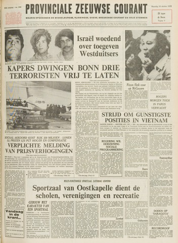 Provinciale Zeeuwse Courant 1972-10-30