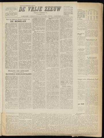 de Vrije Zeeuw 1949-02-25