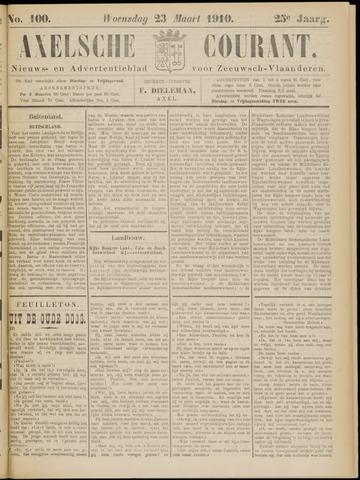 Axelsche Courant 1910-03-23