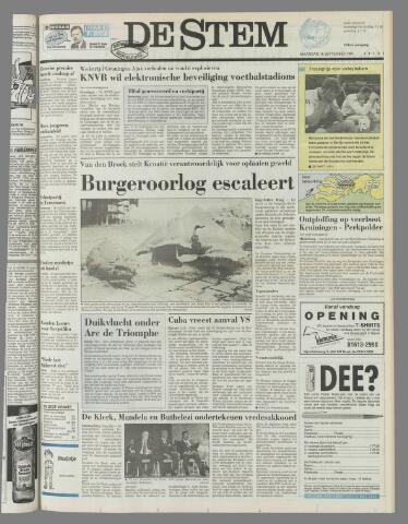 de Stem 1991-09-16