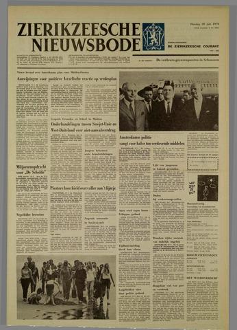Zierikzeesche Nieuwsbode 1970-07-28