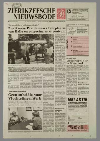 Zierikzeesche Nieuwsbode 1995-05-09