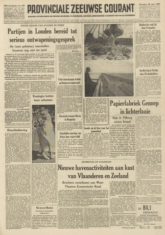 Provinciale Zeeuwse Courant 1957-05-28