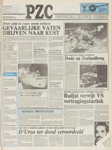 Provinciale Zeeuwse Courant 1981-01-05