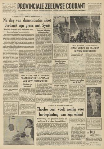 Provinciale Zeeuwse Courant 1957-04-25