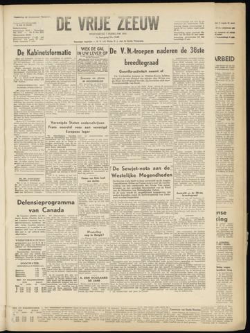 de Vrije Zeeuw 1951-02-07