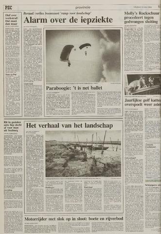 Provinciale Zeeuwse Courant   23 juli 1993   pagina 10