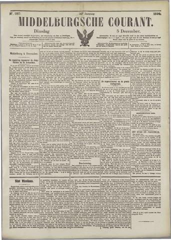 Middelburgsche Courant 1899-12-05
