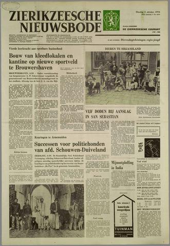 Zierikzeesche Nieuwsbode 1976-10-05