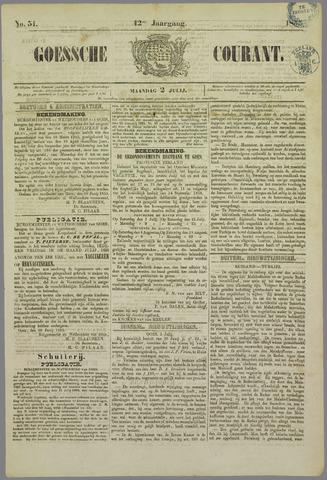 Goessche Courant 1855-07-02
