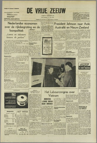 de Vrije Zeeuw 1966-10-07