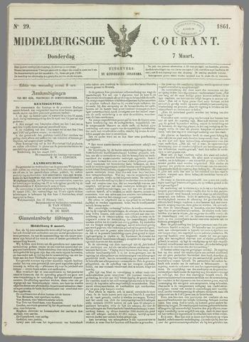 Middelburgsche Courant 1861-03-07
