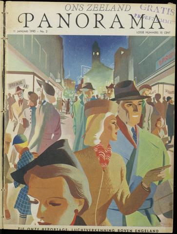 Ons Zeeland / Zeeuwsche editie 1940-01-11