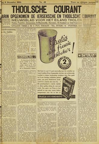 Ierseksche en Thoolsche Courant 1935-12-06