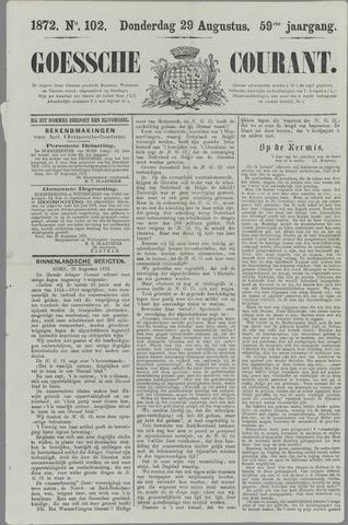 Goessche Courant 1872-08-29