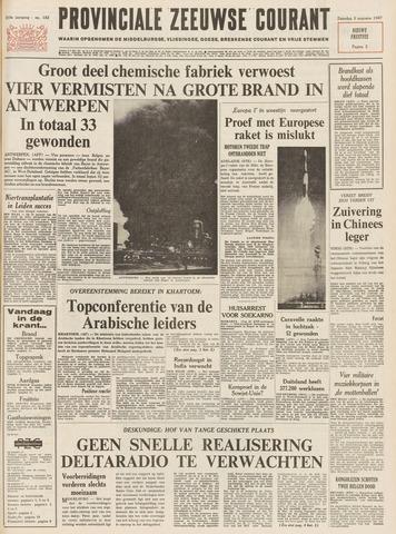 Provinciale Zeeuwse Courant 1967-08-05