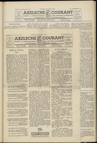 Axelsche Courant 1949