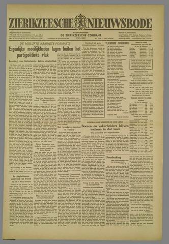 Zierikzeesche Nieuwsbode 1952-08-23