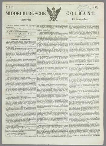Middelburgsche Courant 1862-09-13