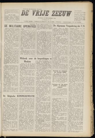 de Vrije Zeeuw 1948-09-28