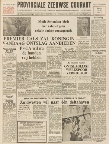 Provinciale Zeeuwse Courant 1966-10-15