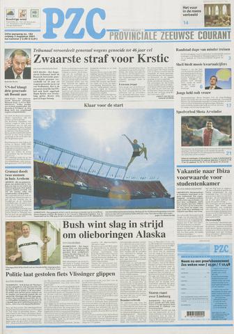 Provinciale Zeeuwse Courant 2001-08-03