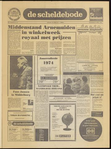 Scheldebode 1974