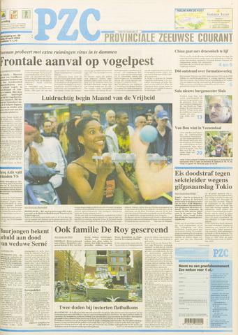 Provinciale Zeeuwse Courant 2003-04-25