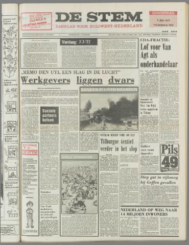 de Stem 1977-07-07