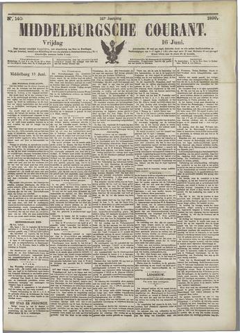 Middelburgsche Courant 1899-06-16