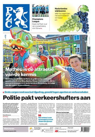 Provinciale Zeeuwse Courant 2019-08-06