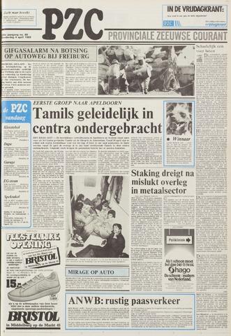 Provinciale Zeeuwse Courant 1985-04-04