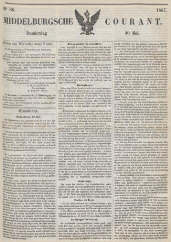 Middelburgsche Courant 1867-05-30