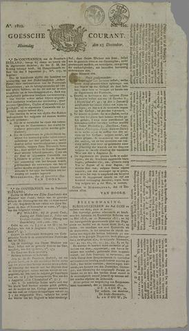Goessche Courant 1822-12-23