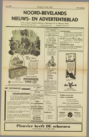 Noord-Bevelands Nieuws- en advertentieblad 1959-03-14
