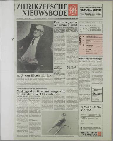 Zierikzeesche Nieuwsbode 1991