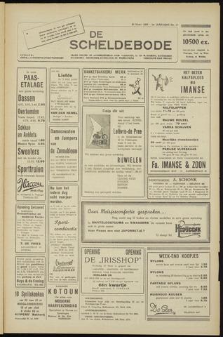 Scheldebode 1955-03-25