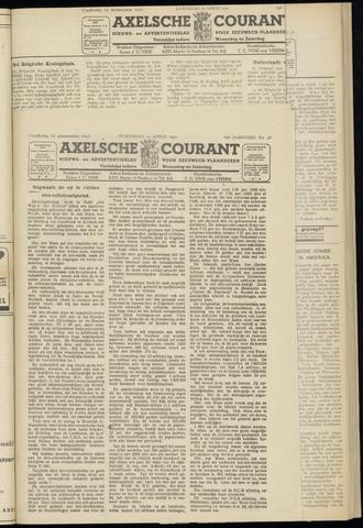 Axelsche Courant 1950-04-19