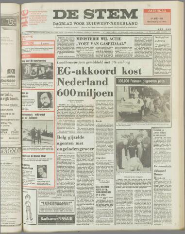 de Stem 1980-05-31