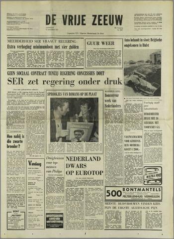 de Vrije Zeeuw 1972-10-21