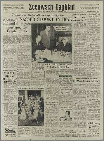 Zeeuwsch Dagblad 1959-03-17