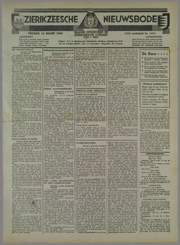 Zierikzeesche Nieuwsbode 1941-03-14