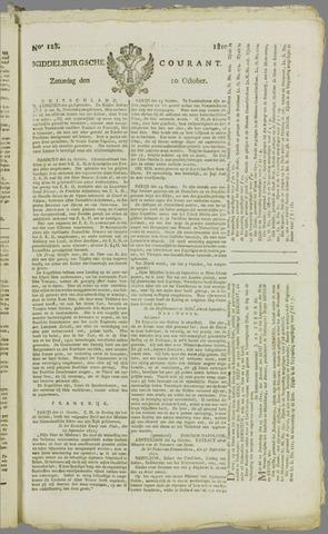 Middelburgsche Courant 1810-10-20